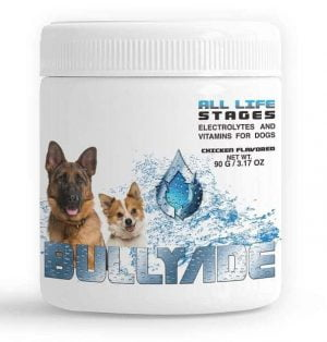 Bullyade Vitamins and Electrolytes For Dogs (All Breeds)