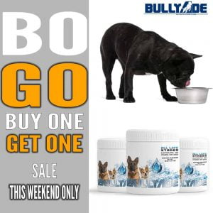 Bullyade Special Vitamins for dogs