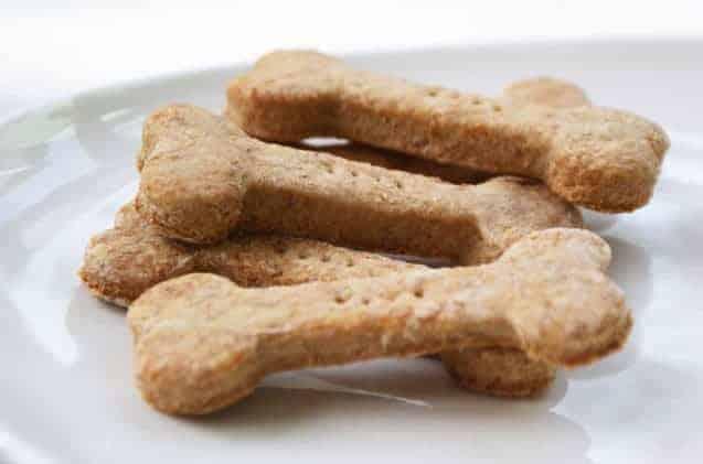 how to make homemade dog treats with bullyade added