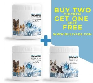 Bullyade Hydration for Dogs